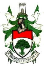 1991 coat of arms (scan of original document)