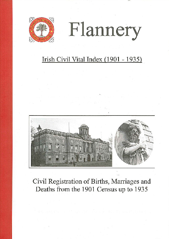 Flannery: Irish Civil Vital Index (1901-1935)