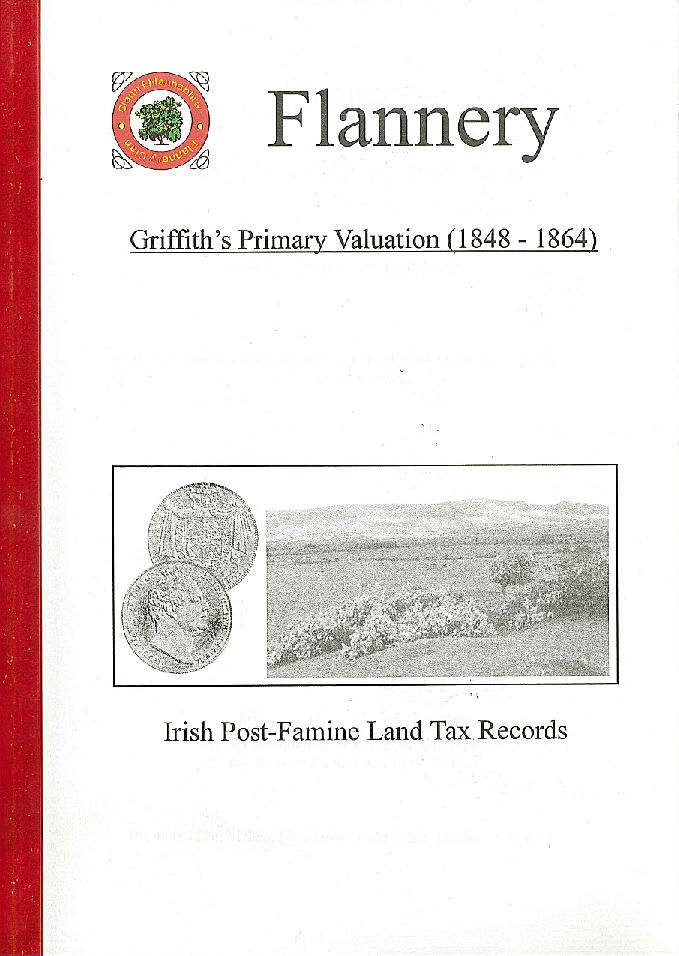 Flannery: Griffith's Primary Valuation (1848-1864)